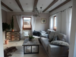near Augsburg, free standing holiday house with 3