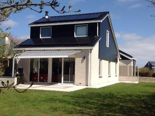 Luxuose Villa auf Texel beim Strand: Einzigartiges Ferienhaus !!