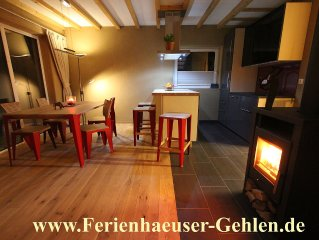 Cottages Gehlen in Monschau, Eifel-Moor Hautes Fagnes * NATURE MEETS ART *