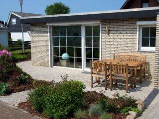 Renoviertes Ferienhaus 2 Personen WLAN super eingerichtet Parkplätze am Haus