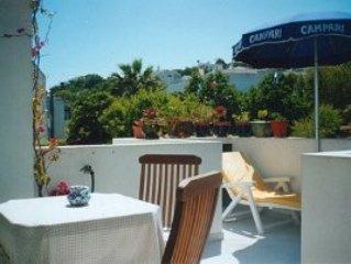 2 Zimmer-Apartment in Carvoeiro nur 200 Meter vom Strand entfernt