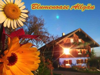 ❁ The oasis between Oberstdorf and Oberstaufen ❁ ♥ arrive - feel good ♥