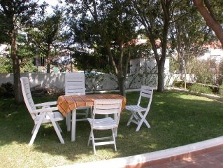 Beautiful semi detached house in Cala Galdana for 4 persons with beautiful gard