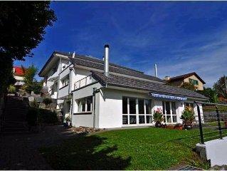 Sonniges und ruhiges Ferien-Domizil, nahe Zurich Stadt