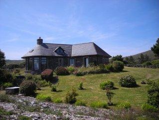 Sudlage, schoner Meerblick, Villa mit Pool, nahe Bantry und Beara Halbinsel