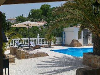 Ferienhaus Finca Privat-Pool Spanien Andalusien Schlafen max 7 Person 4xTV Wlan