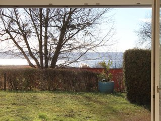"""Seeterrasse """"oasis"""" - Lake Constance so close; with lake view, south terrace an"""