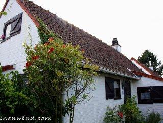 Ferienhaus Duinenwind - Urlaub in Belgien