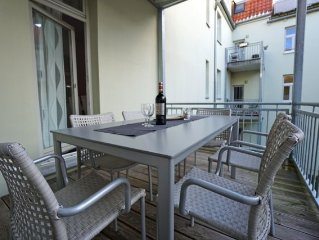 schönes Ferienhaus in der historischen Altstadt von Wismar für 4 (+2) Personen