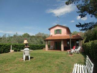 Komfortable Villa in Meernahe, Haustiere willkommen, 6 Personen, gr. Terrasse,