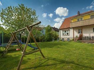4 Sterne Ferienhaus, Spielzimmer mit Billard u. Fussballkicker, Sauna, W-Lan.