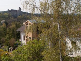 Bio house with garden in an exquisite quiet neighborhood, Vienna 15 minutes