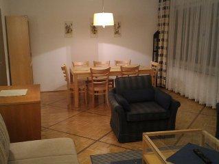 Grosszugige Ferienwohnung in bester Lage in der Stadt Salzburg