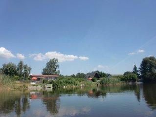 Traumhaftes Ferienhaus direkt am wunderschönen Beetzsee