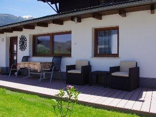 Komfortables, gemutliches  Ferienhaus in zentraler Lage