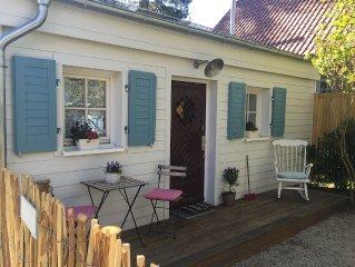 Exklusives Ferienhaus in ruhiger Lage und nur 200m vom Strand entfernt