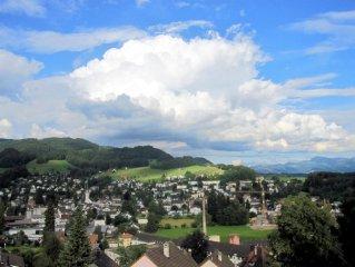 Ferienwohnung an schönster Aussichtslage in Wald im Zürcher Oberland