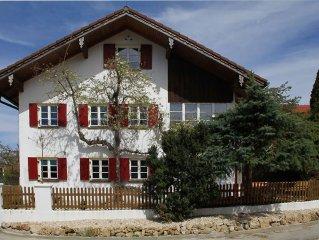 Ammersee - Ferienhaus - 300 Jahre altes Landhaus   in Diessen am Ammerse