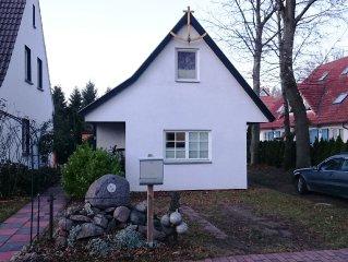modernes Ferienhaus mit Charme