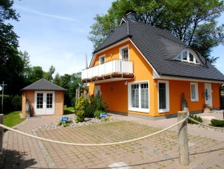 Exklusive 4-Sterne-Ferienwohnung 'Seestern' fur 2 Personen und ein Kleinkind