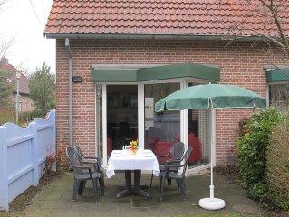 Gemutliche Doppelhaushalfte in Tossens fur bis zu 4 Personen in Deichnahe.