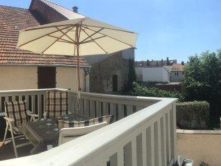 Luxus Familien Appartement in City-Lage und Naturnahe