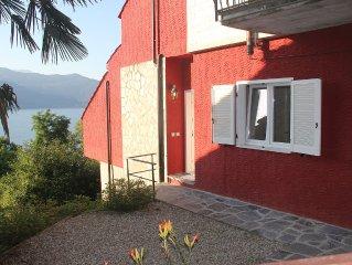 Komplett renovierte 3-Zimmer-Wohnung mit grosser Sonnenterasse und Traumseeblick