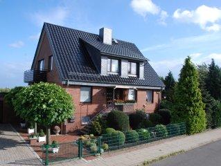 Moderne 100m2 Wohnung, idealer Startpunkt nach Hamburg & das Alte Land