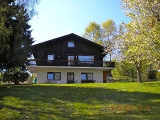 komfortables 3***  Haus im Ferienpark Himmelberg, Hunsruck, nahe Mosel, Thalfang