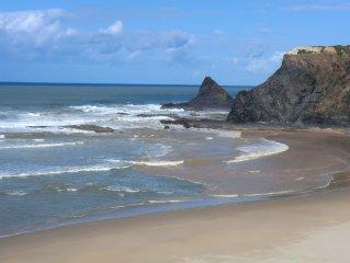 Top-Ferienwohnung 100 m vom Strand-Naturschutzgebiet