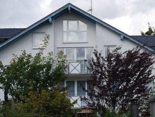 Helles, lichtdurchflutetes 2-Raum-Apartment mit großem Balkon