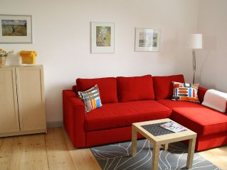 Apt A24: 110 sqm 4-room apartment, 2 bathrooms, kitchen