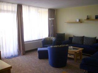 Apartment mit den Annehmlichkeiten eines Hotelbetriebs -renoviert in 2013