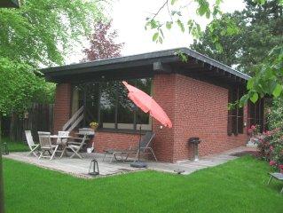 Komfortables Ferienhaus am Mohnesee