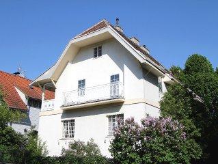 Villenapartment mit Garten nahe Schloss Schönbrunn, 5 Min. zur U-Bahn