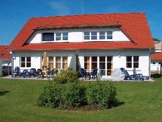 Familienfreundliches Ferienhaus im naturnahen Ferienwohnpark mit viel Platz