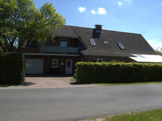 Family-friendly apartments in the heart of East Friesland incl. Wifi