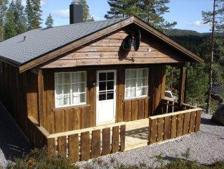 Gemutliches Cottage, modern, mitten in der Natur, Internet