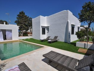 quiet dream house in a prime location of Cala Figuera with sea views, pool, A /