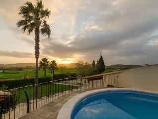 Ruhige Finca mitten in der Natur im Herzen Mallorcas W-LAN/TV