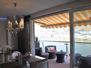 The only 5 star apartment in Cochem on the River Moselle