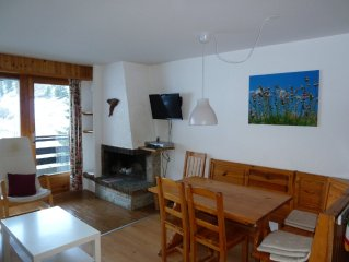Nice apartment directly at the ski lifts