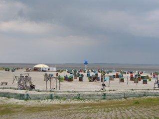 Urlaub am Meer - Erholung - Entspannung - Weite - Dornumersiel