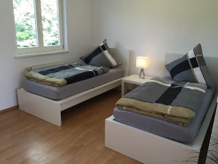 Dreamlike apartment for 2 pers. in HH Wandsbek / Marienthal
