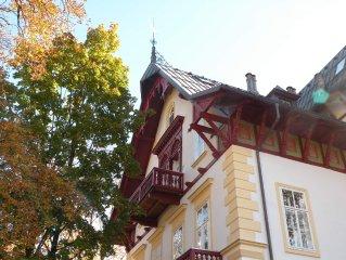 Eine der schonsten Villen des Salzkammergutes in Bad Ischls bester Lage