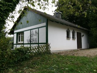 Holiday house with sauna in forest location - gorgeous unobstructed views of th