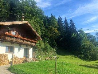 4 seasons enjoy in the Alps Kitzbuhler