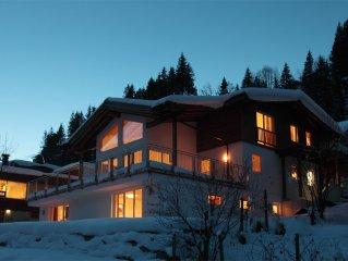 Appartement Wanner in Gerlos Zillertal fur 2 - 4 Personen