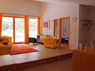 Modern eingerichtete und gemutliche Wohnung in idyllischer Lage