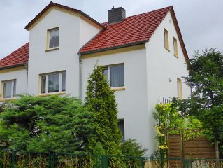 Family-friendly apartments in Dresden with a good